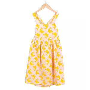 Stella Mccartney Dress SZ Kids 12YRS Shark NWT